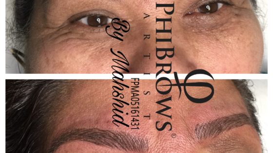 3D Brows Microblading